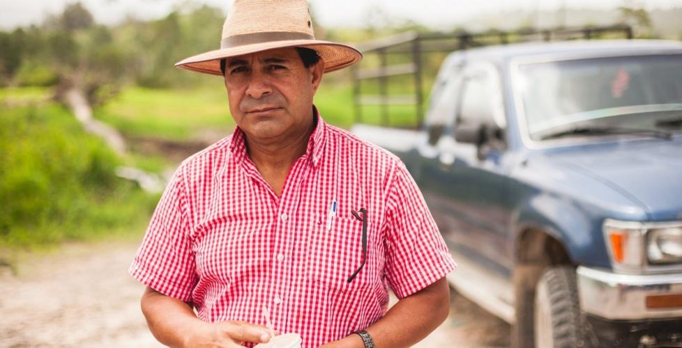 Meet the Direct Trade Coffee Farmers