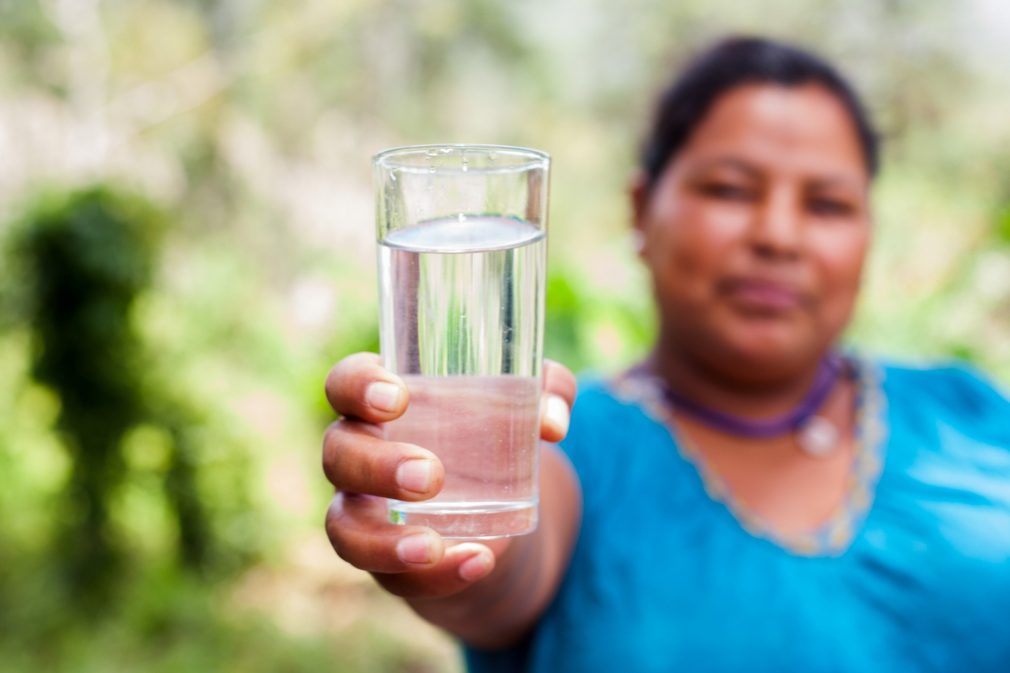 Clean Water for 35 Families in Mexico