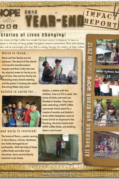 2012 Impact Report