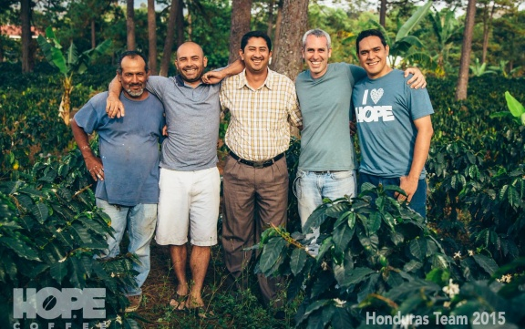 Apply to become a Java Missionary Affiliate with HOPE Coffee