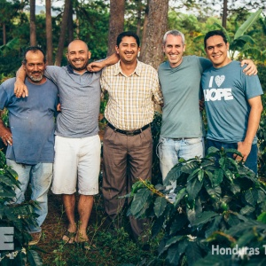 HOPE Coffee Honduras Team