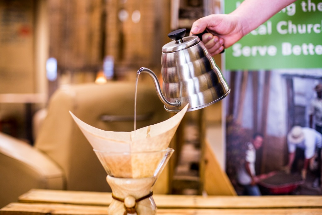 Chemex Brewing Method - Pulse Pour