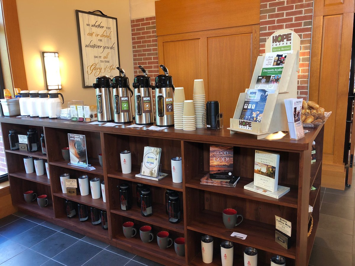 How To Set Up A Coffee Bar In Your Church Or Organization Hope Coffee