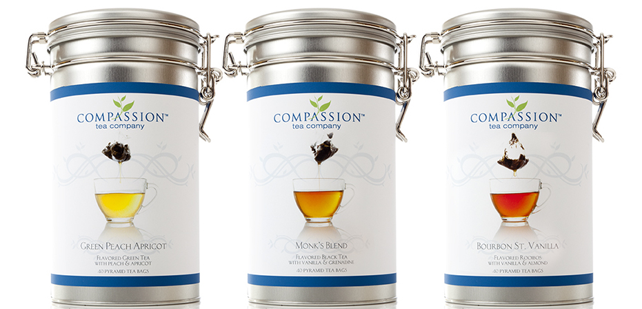 Why We Partnered With Compassion Tea