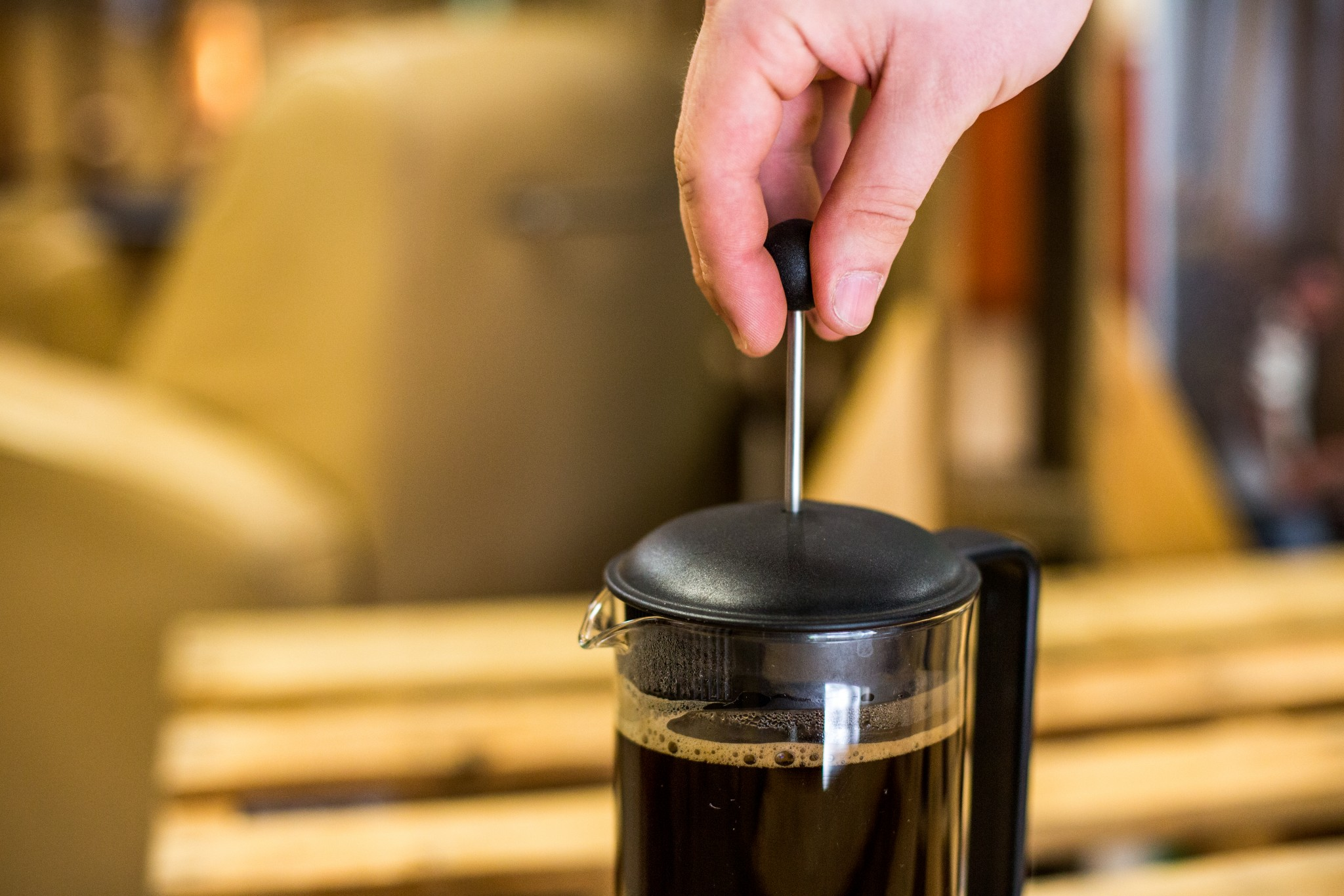 French Press Brewing Guide - Coffee Press