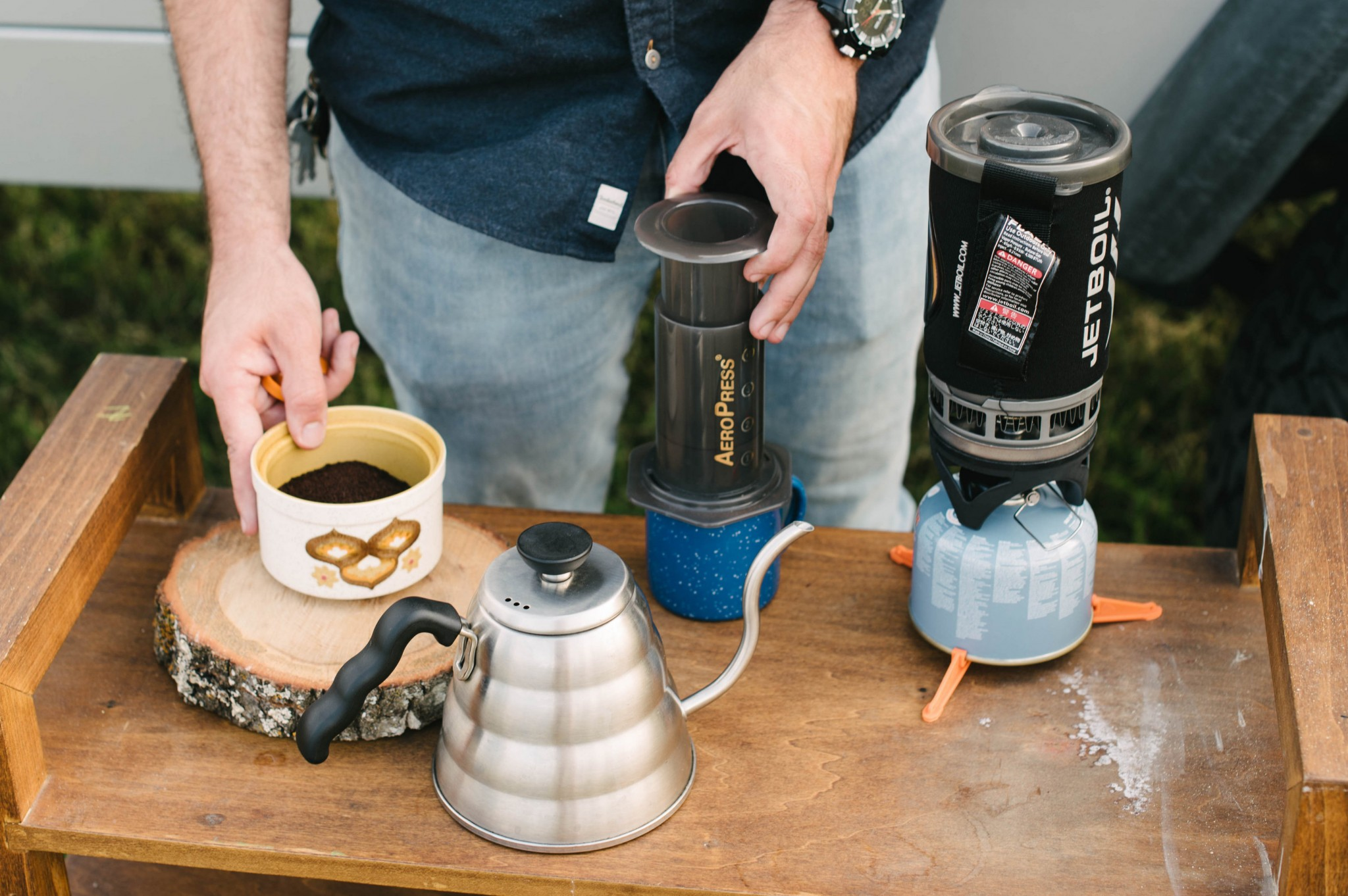 AeroPress Brewing Guide How to Make AeroPress Coffee