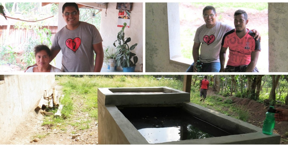 Living Water Shared in Yoro Honduras