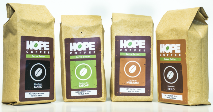 Great Tasting Coffee Subscription HOPE Coffee