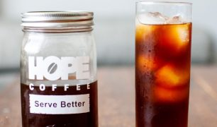 Cold Brew Coffee Simple Method