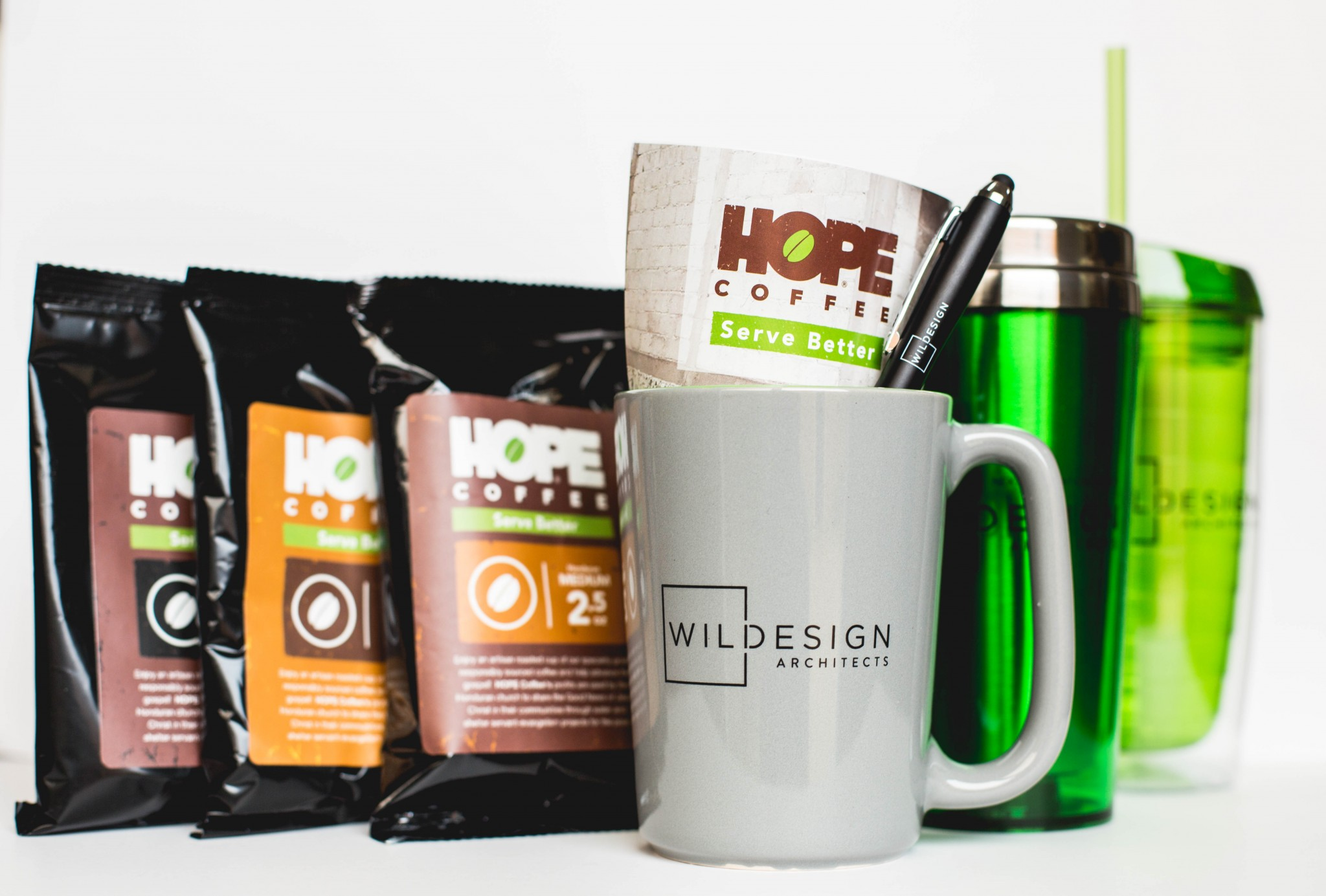 Customer Gifts - Coffee