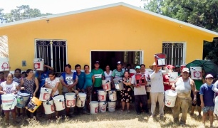 Six Follow Jesus after Receiving the Gift of Clean Water