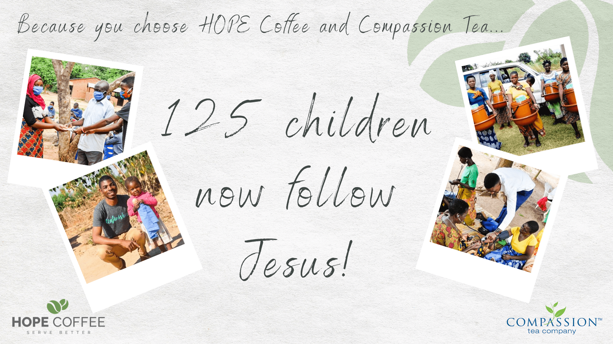 125 Children come to Christ - Compressed