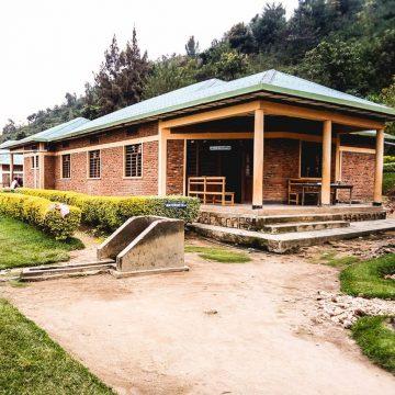 Cyimbili Health Centre, Rwanda