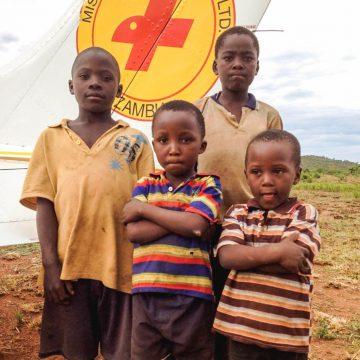 Mission Medic Air, Zambia