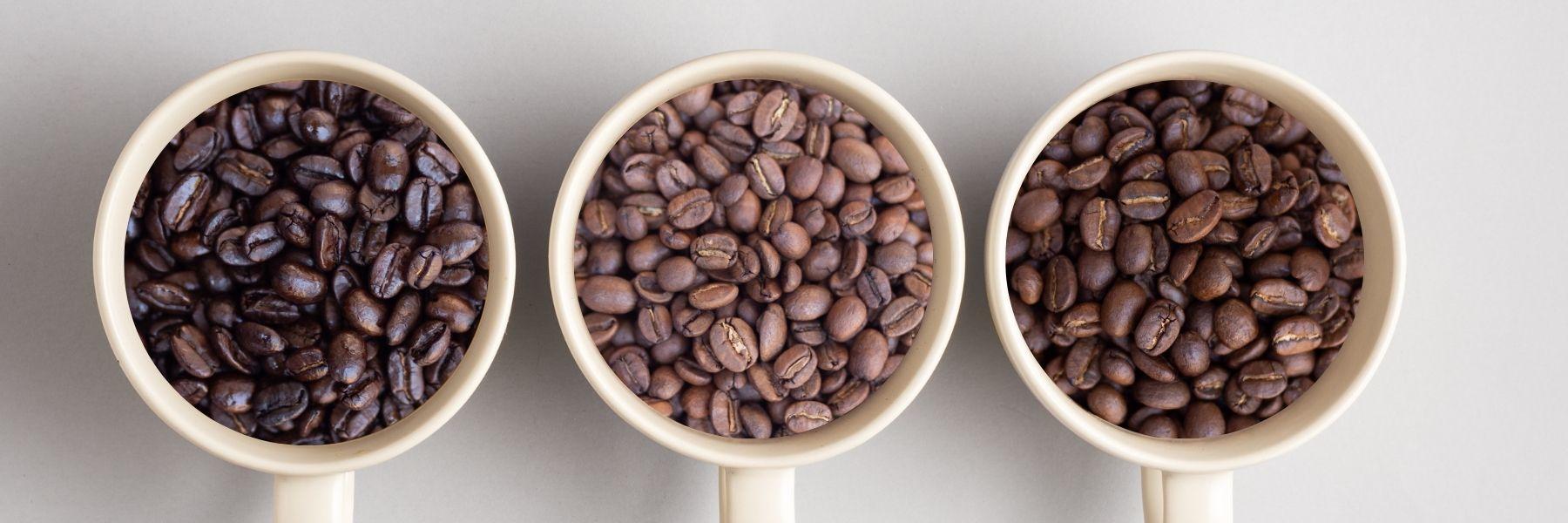 HOPE Coffee Roast Descriptions